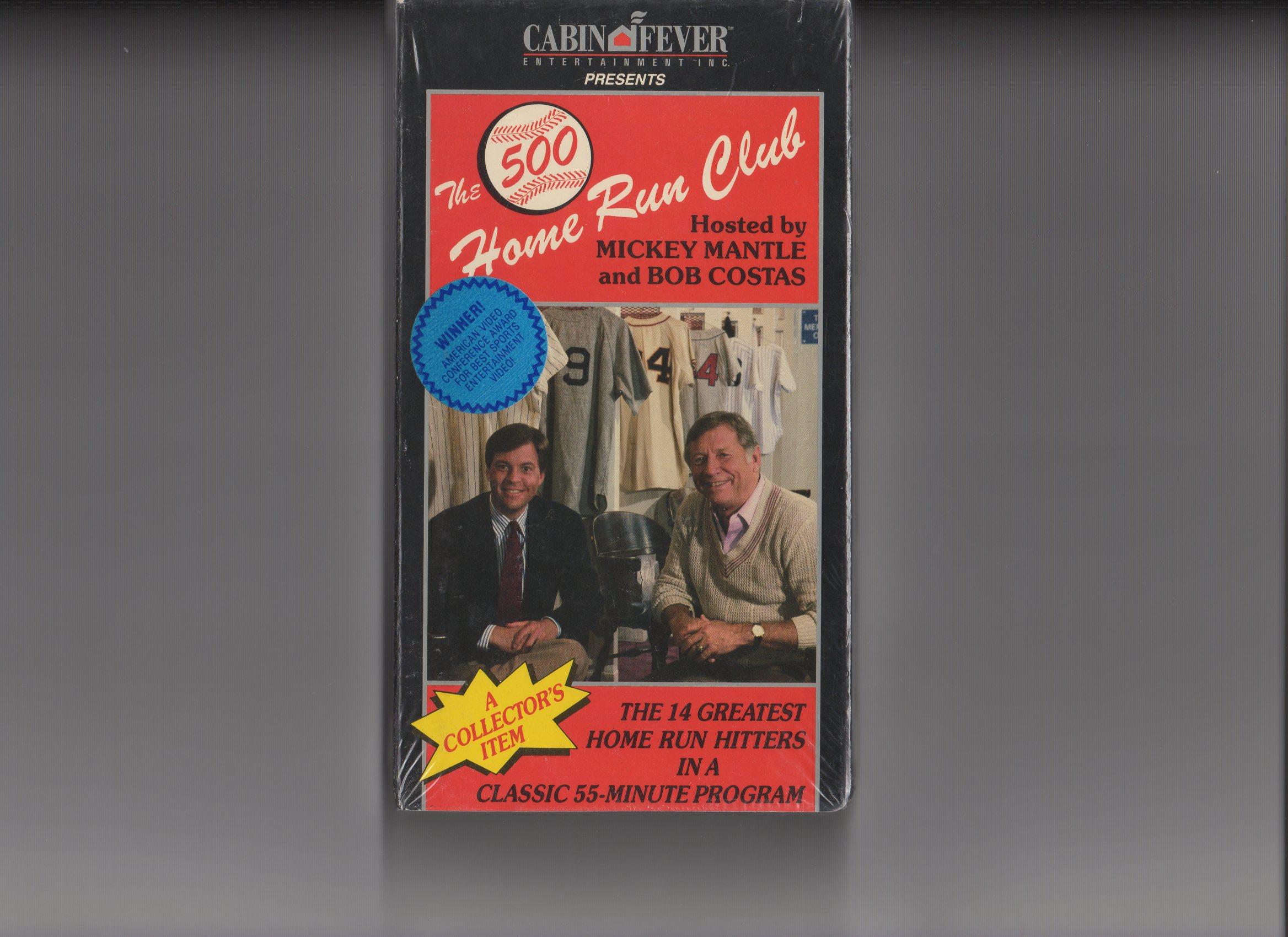 1988 cabin fever vhs tape