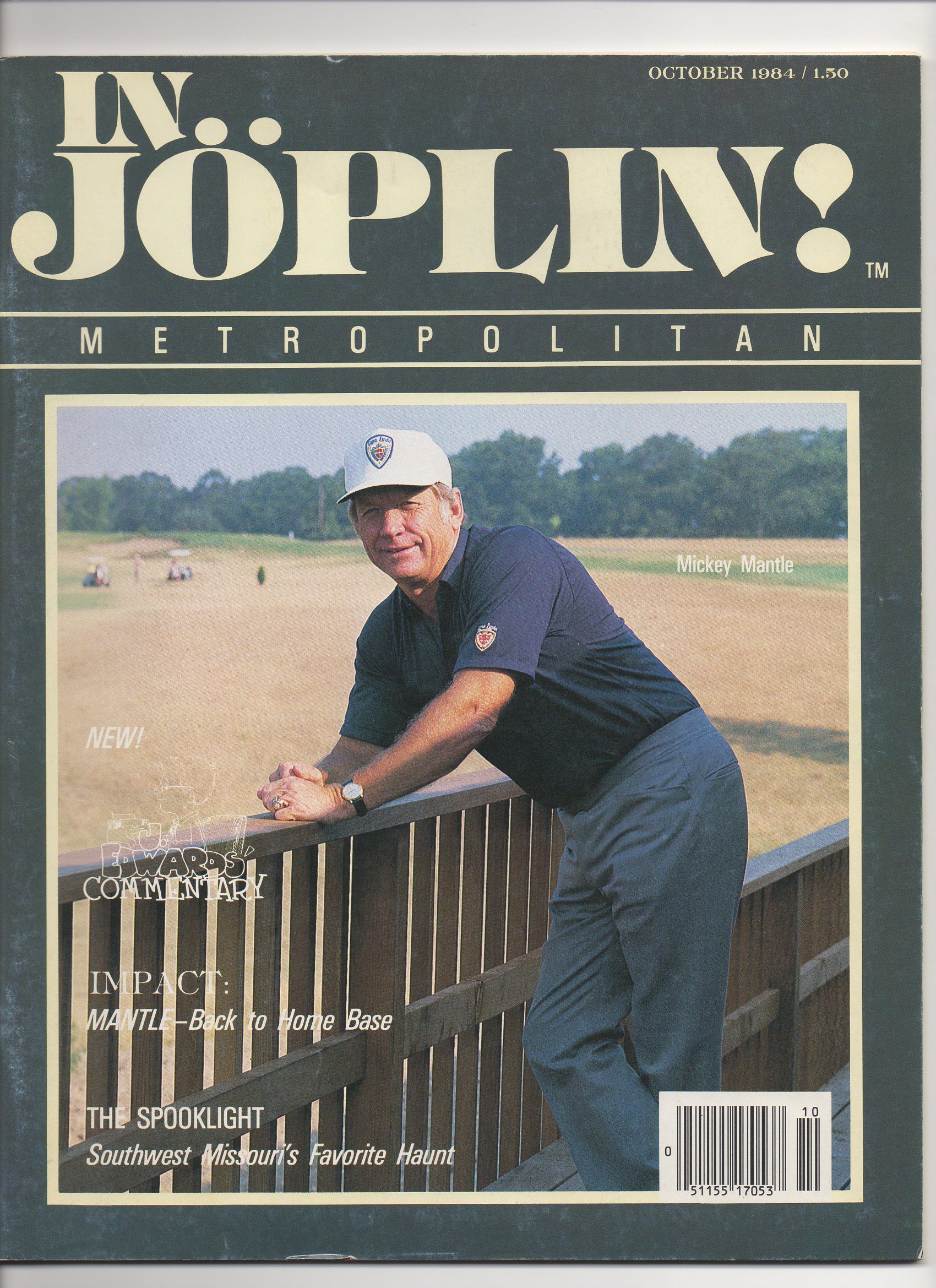 1984 In Joplin magazine, october issue