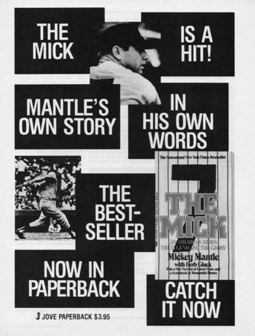 1986 yankees magazine