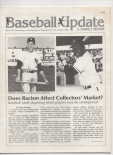 1989 baseball update vol 2, no. 2 march