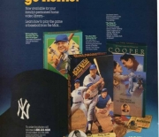 1987 yankees magazine 11/17