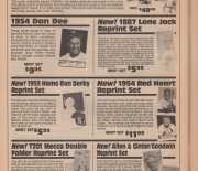 1989 san diego sports collectors, winter/spring catalog