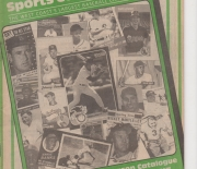 1987 san diego sports collectibles, holiday season catalouges