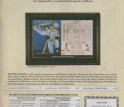 1989 cope,s sports collectibles