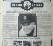 1986 baseball card news sept.