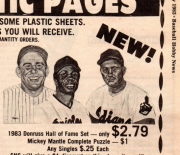 1983 Baseball Hobby News May