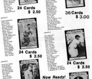 1981/82 Den Collectors Den