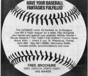 1984 Baseball Hobby News
