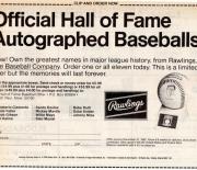 1982 Baseball Hobby News