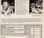 1982 baseball hobby news march