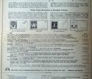 1981 baseball hobby news