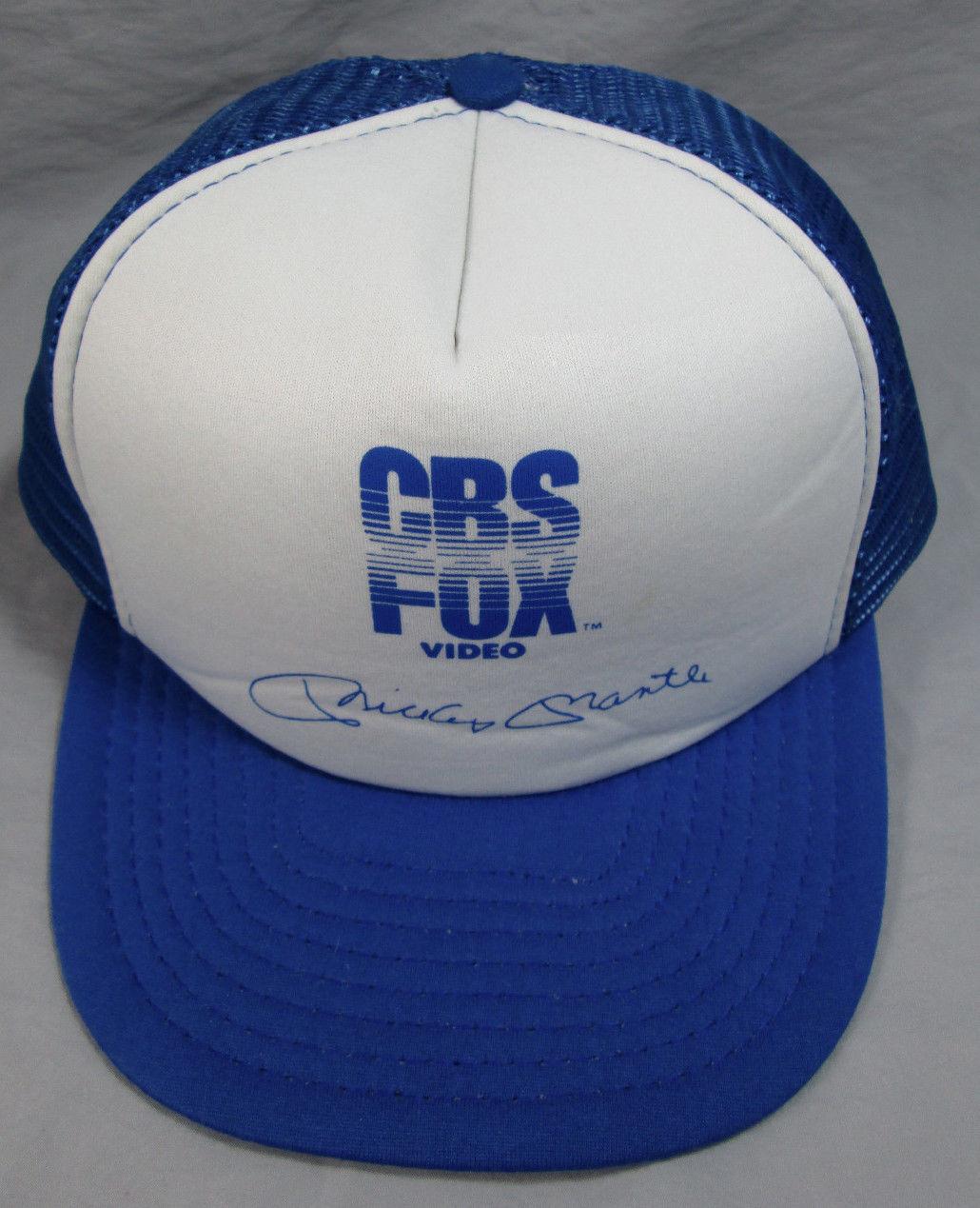 1986 cbs/fox videos