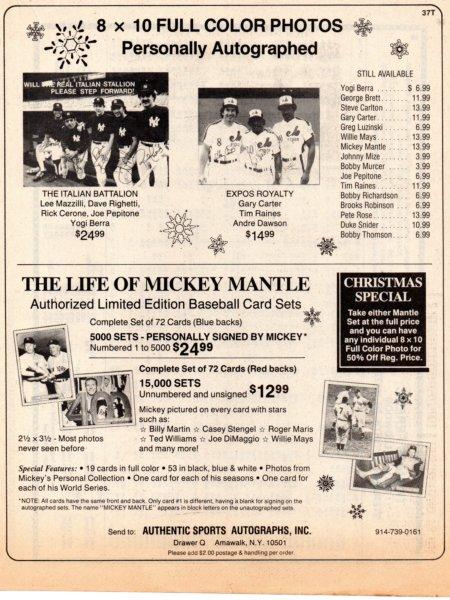 1982 TCMA Vol. 4