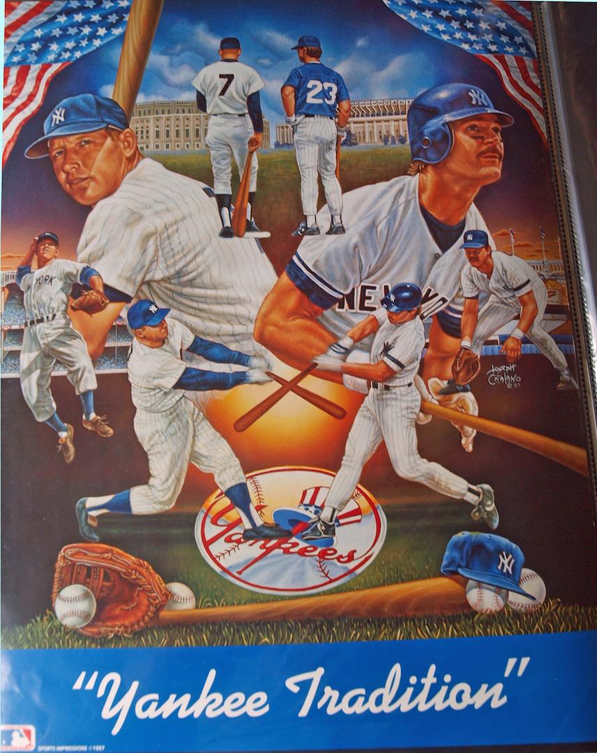 1987 sports impressions