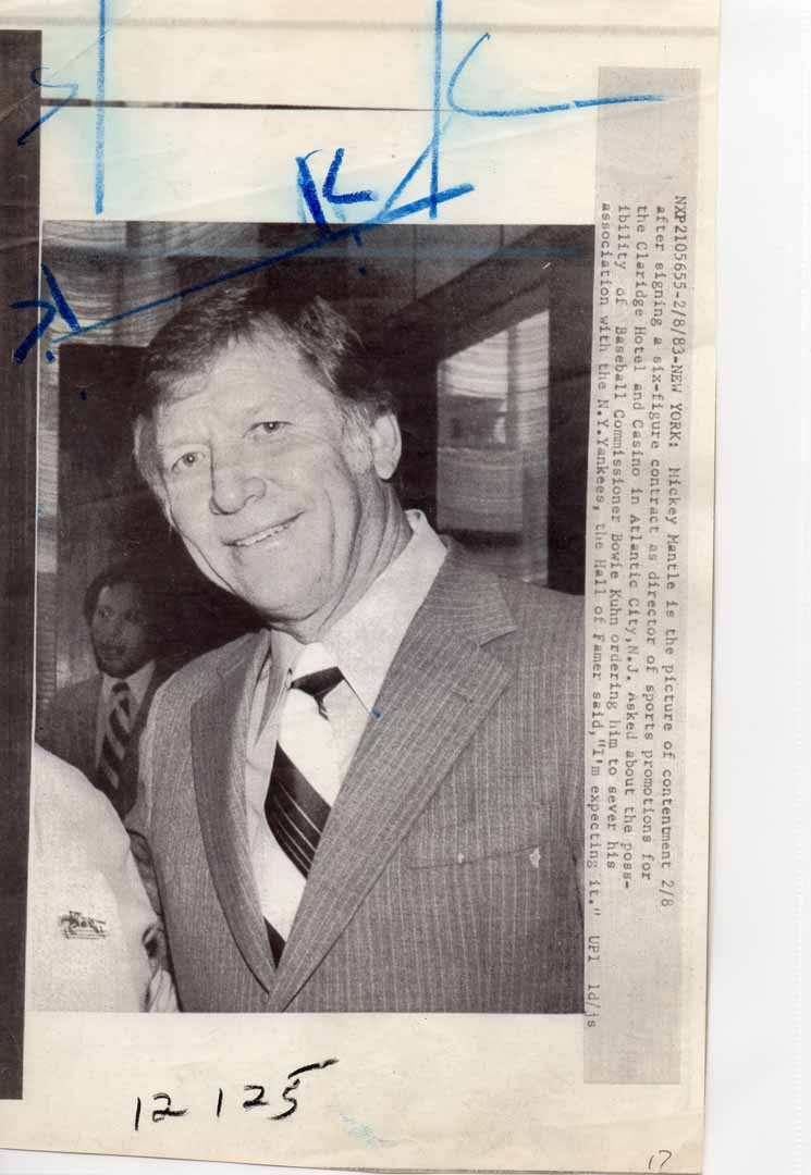 1985 UPI photo 03/19