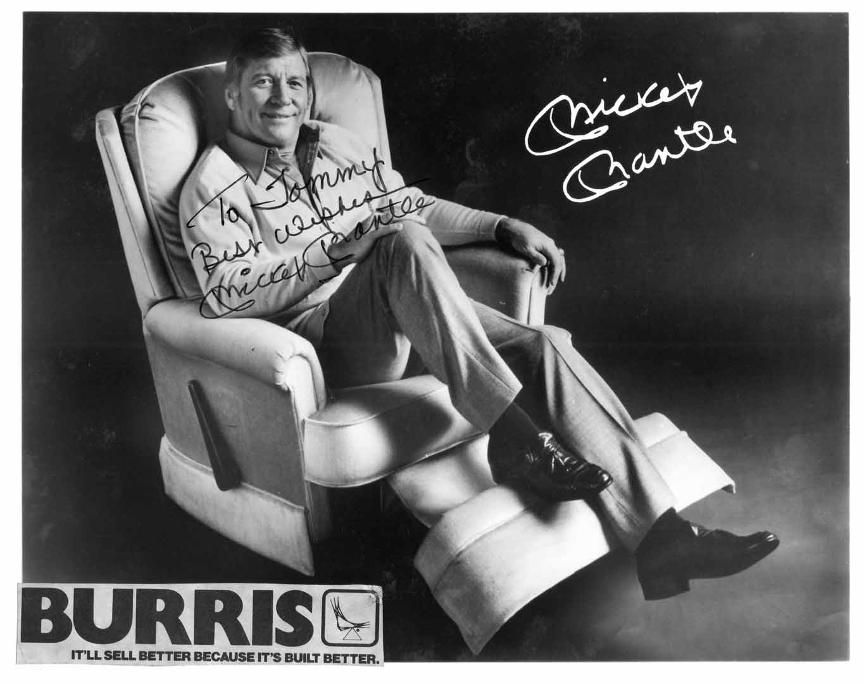 1980 burris recliners