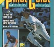 1988 baseball card price guide