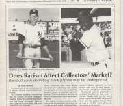 1989 baseball update vol 2, no. 2 march