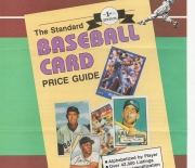 1989 standard BB card price guide flyer side 1