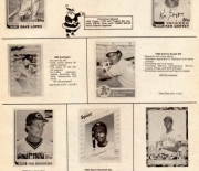 1982 Larry Fritch Cards