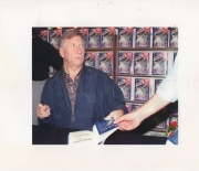 1994, all my octobers , book signing, 06/24/1994