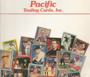 1992 pacific salesmans kit