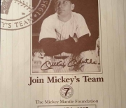 1997 mantle foundation