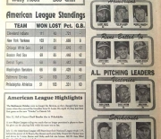 1990 era olde tyme baseball news