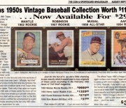 1995 the coin sports card wholesaler 08/09