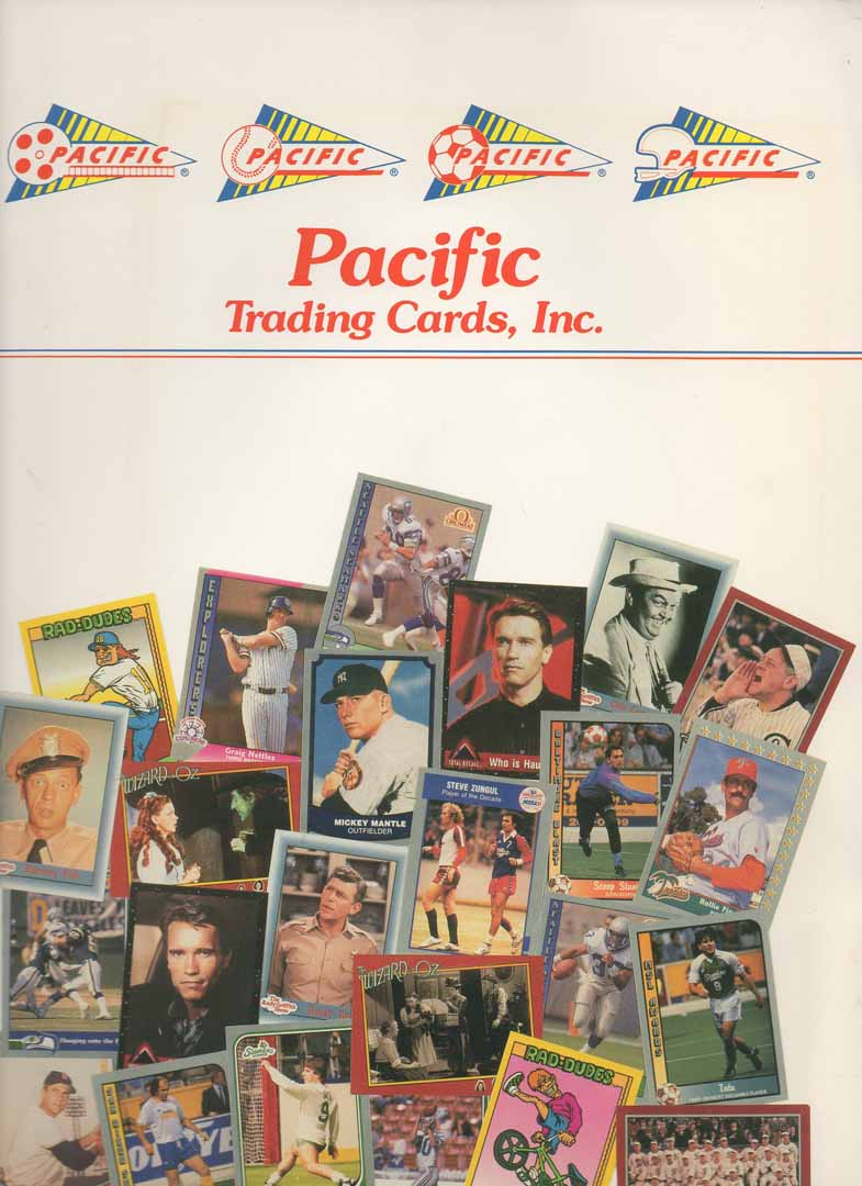 1994 pacific trading card company