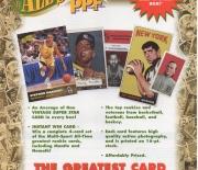 1996 the score board, 2 sided flyer