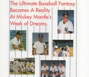 1994 mickey mantle field of dreams