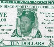 1992 sdsc funny money