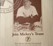 1997 mantle foundation