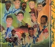 1990 MLB players alumni reunion 03/01 to 04