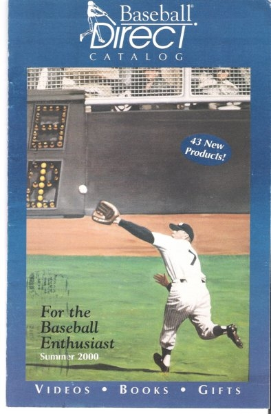 2000 baseball direct, summer edition