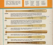 1967 adirondack bats catalog