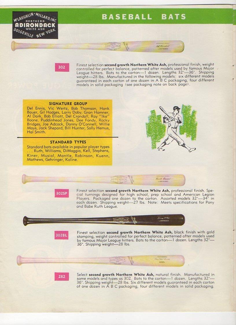 1957 adirondack catalog
