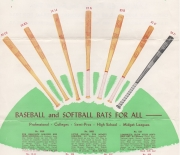 1954 JOE ENGEL BAT COMPANY