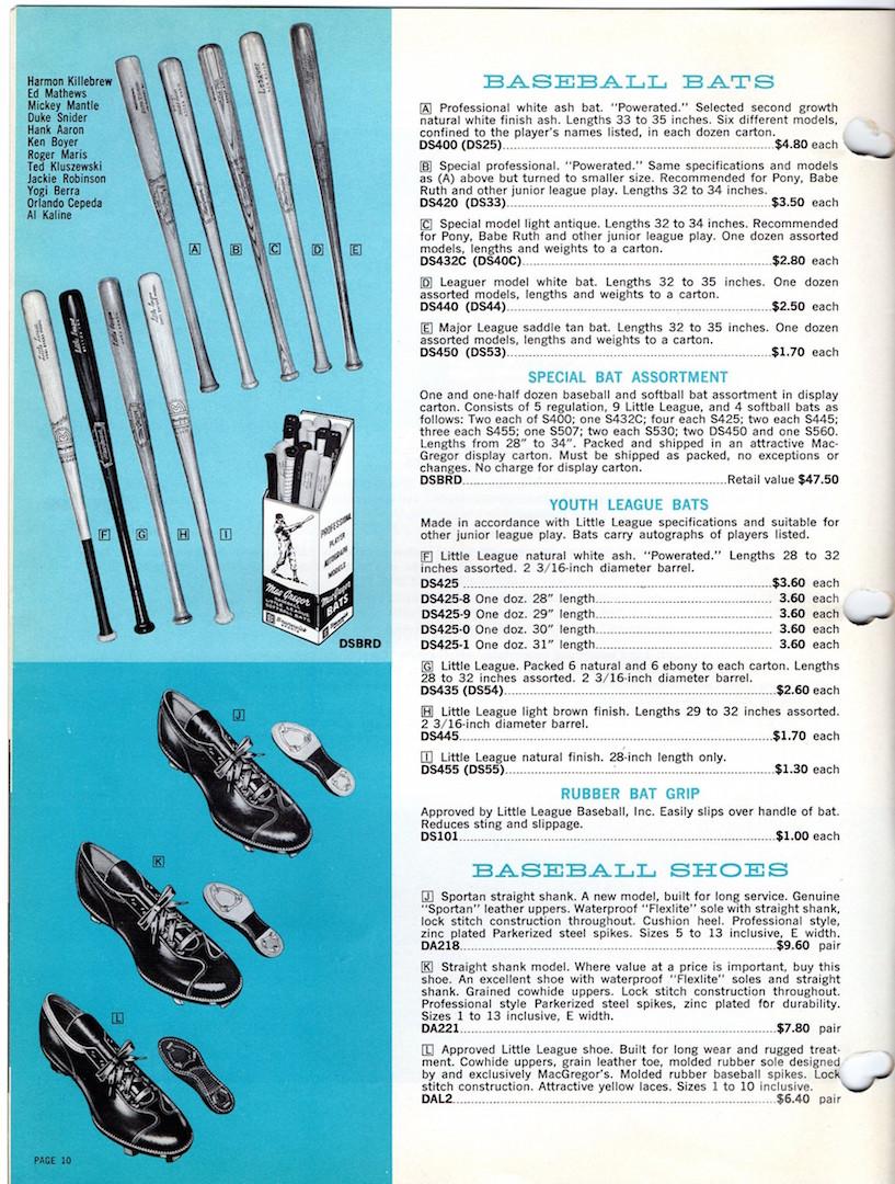 1962 macgregor catalog
