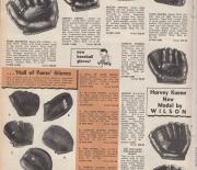1958 spors spring and summer catalog, no. 89B