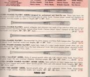 1961 lowe@campbell/wilson catalog