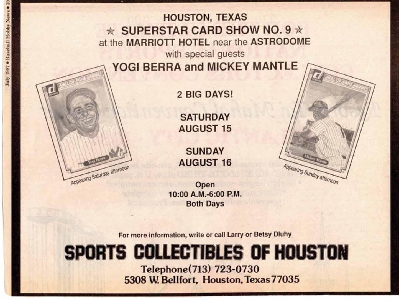 1987 baseball hobby news july