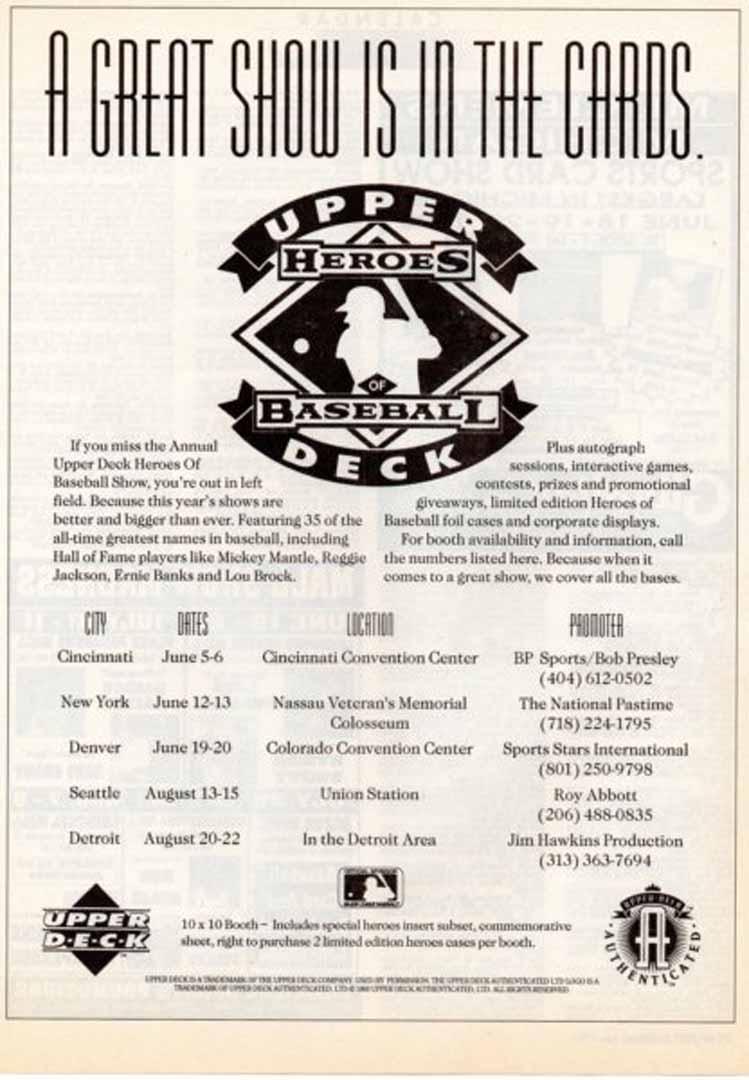 1993 beckett july