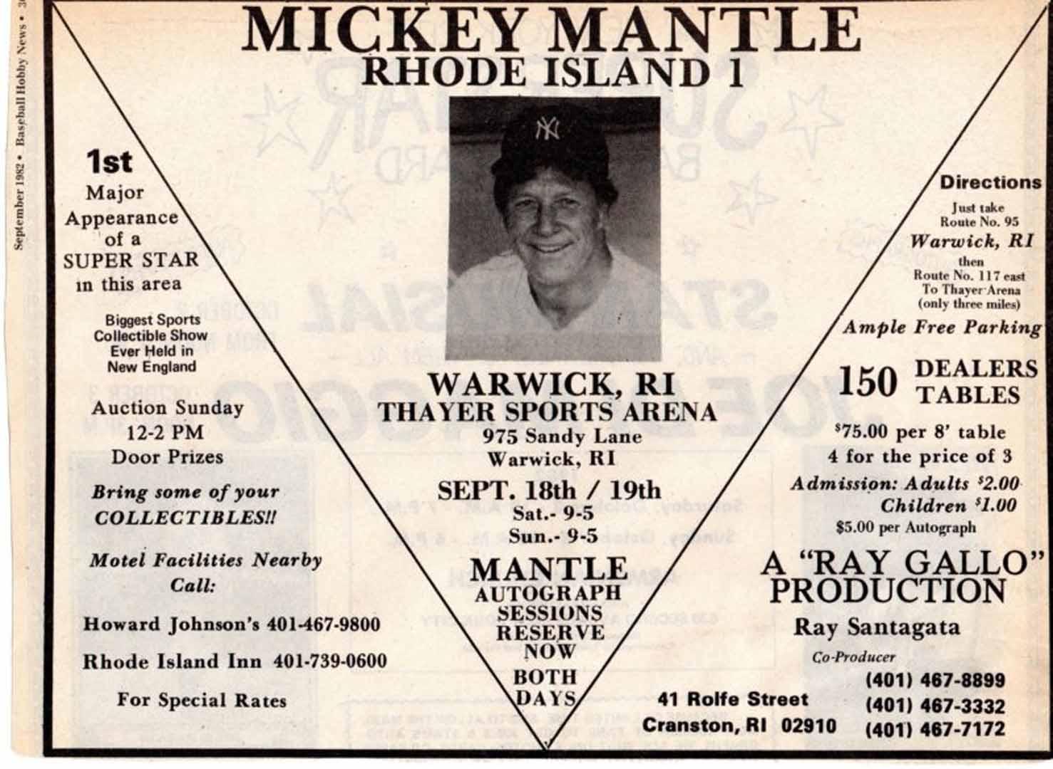 1982 baseball hobby news sep.