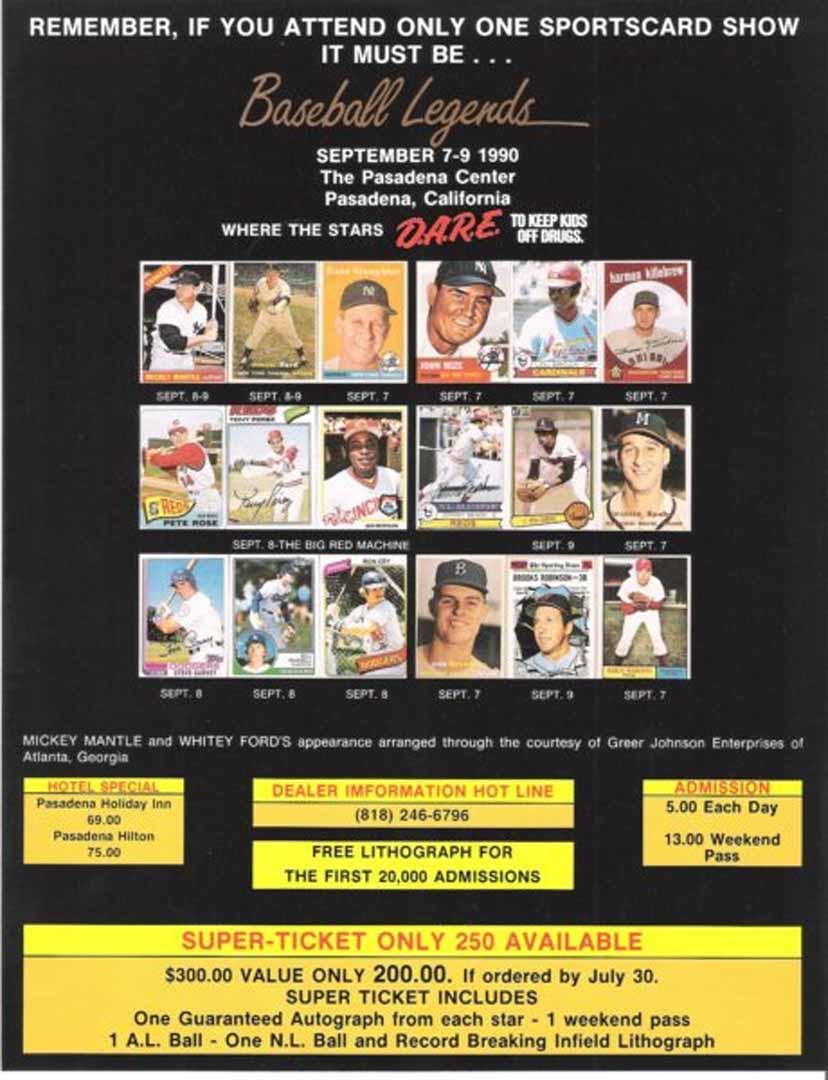 1990 baseball legends sep.