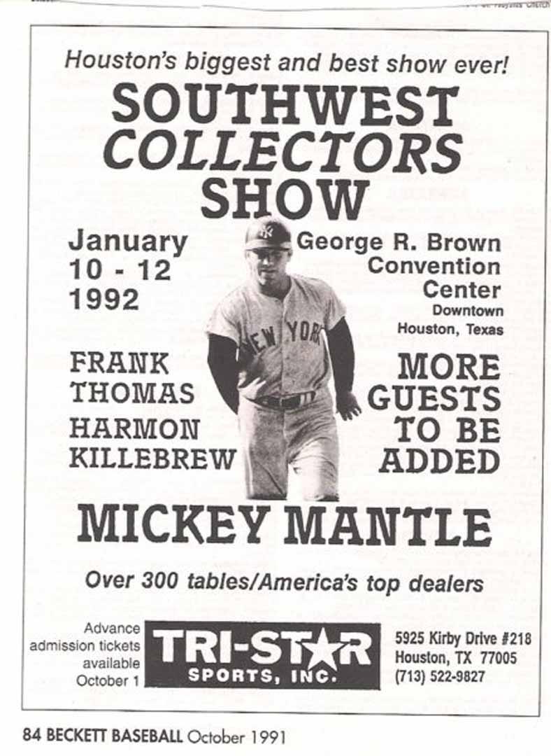 1991 beckett oct.
