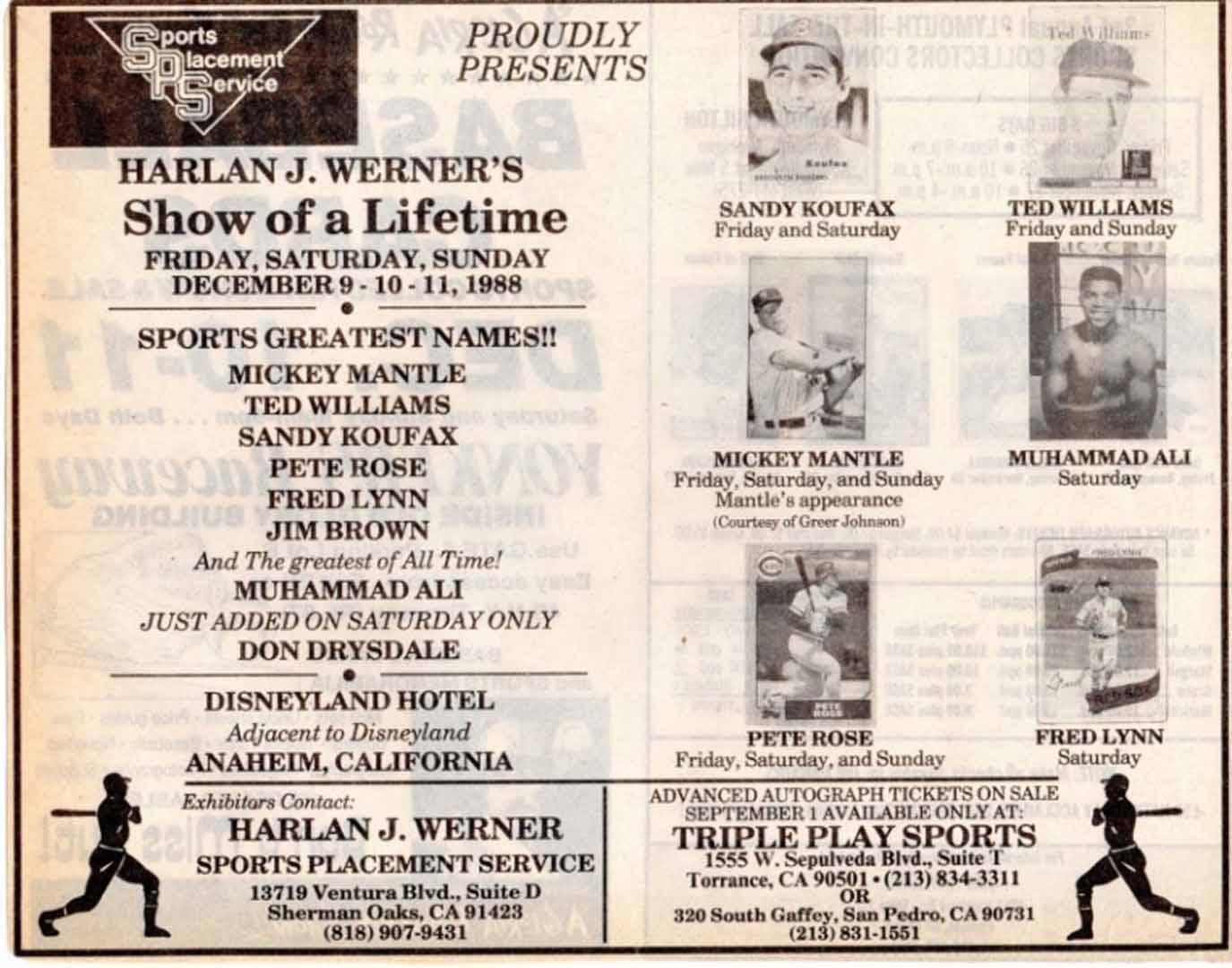 1988 baseball card news nov.