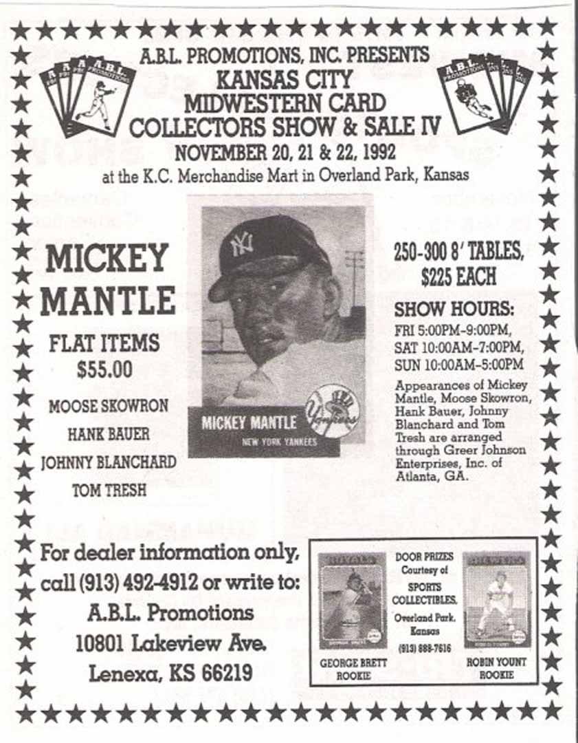 1992 beckett sep.