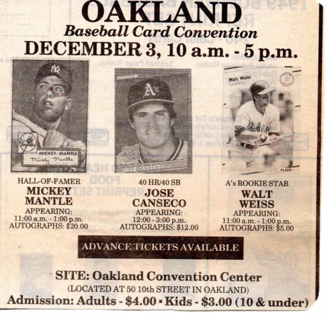 1988 baseball card news 11/25